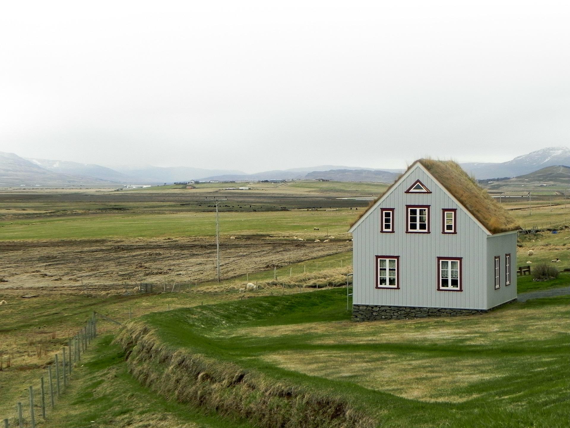 Domek na samotě