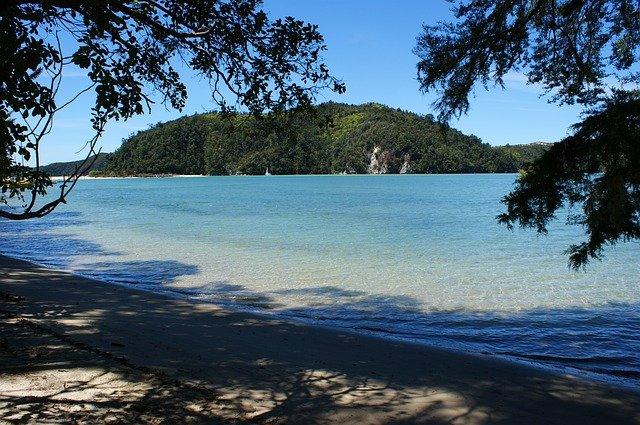 abel tasman národní park