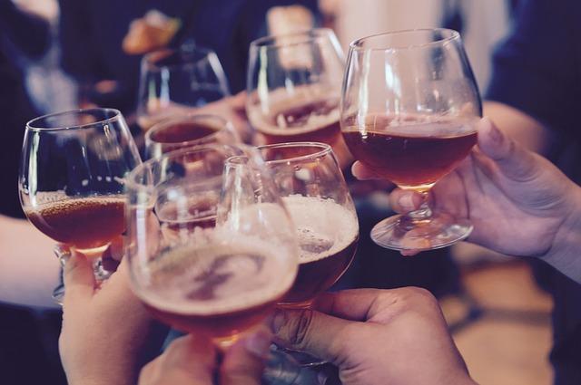 skleničky na alkohol