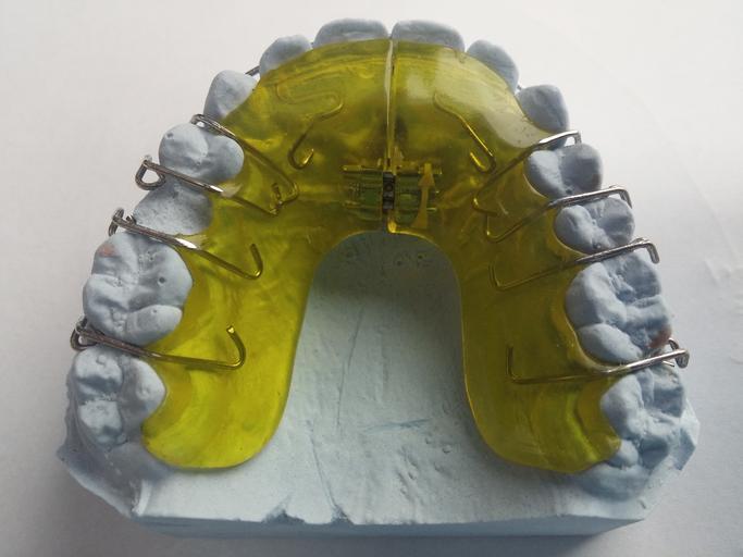 otisk zubů